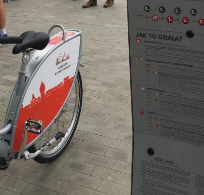 (Polski) Rowery miejskie już na zimowej przerwie